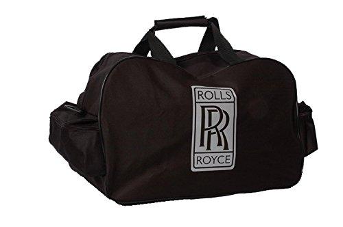 neuf-rolls-royce-logo-sac-de-sport-bag-voyage