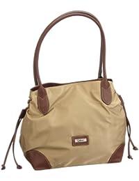 Gabor GRANADA Handtasche, beige 6582 20 - Bolso de asas para mujer