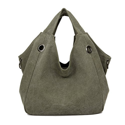 Casual Canvas Zipper Single Adjustable Strap Shoulder Bags Messenger Crossbody Handbags A