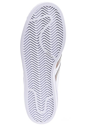 Adidas Superstar Damen Sneaker Weiß - 6