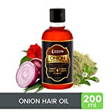 IZZORI Natural Red Onion Hair Oil for Nourishing, Regrowth, Anti-Hair Fall and Dandruff