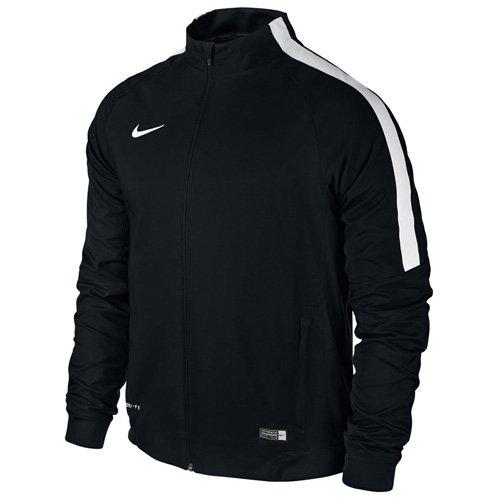 NikeJacke Sideline Woven Squad, Giacca da Allenamento Uomo, Multicolore (nero/bianco), XL