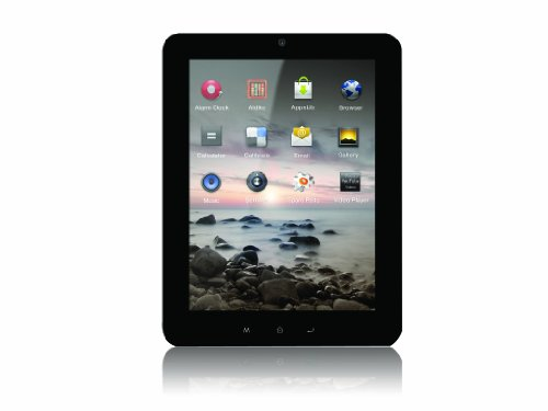 Coby Kyros MID 8027 Tablet PC (Display Touchscreen da 20,3 cm (8 pollici), 1 GHz, 512 MB RAM, HDD, Android)