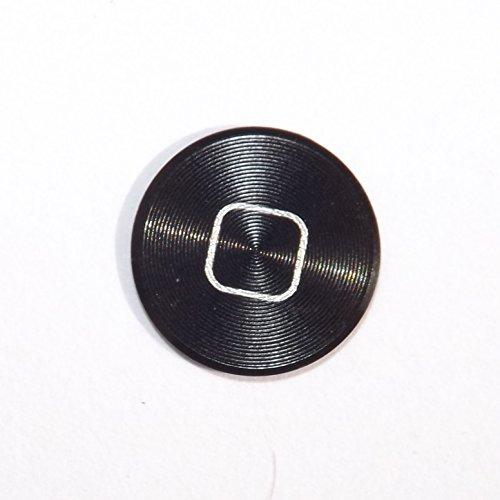 iPhone-Zubehör, Home-Tasten-Aufkleber aus farbigem Metall, für iPhone 6,5s, 5c, 5,4,3, iPhone, iPad, iPod (Für Ipod Sticker 4 Home)