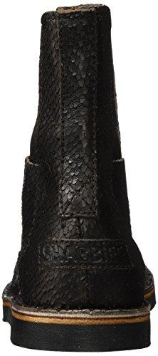 Shabbies Amsterdam Shabbies 16cm Chelsea Booty Alissa Matching Norfolk Sole, Bottes Classiques femme Gris - Grau (torba)