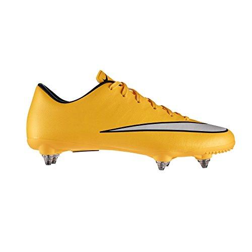 Nike Herren Mercurial Victory V Sg (Xm31.2) gelb/weiß 42 EU (Gelb Jordan Retro 5 Air)
