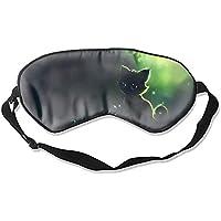 Schlafmaske, Schlafmasken-Set, klein, süßes Kätzchen-Augenschutz, für Damen und Herren, bequem, tiefes Augenmasken... preisvergleich bei billige-tabletten.eu