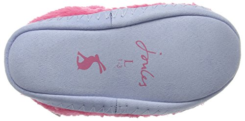 Joules V_jnrpadaboutg, Chaussons fille Rose - Pink (Pinkspt)