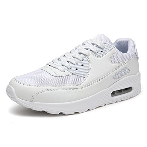 Men's Comfortable Outdoor Running Shoes white