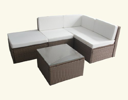 Rattan Wicker Weave Garden Furniture Conservatory Modular
