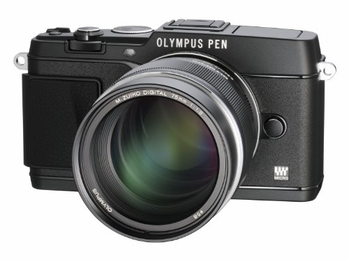 Best Price Olympus M.ZUIKO DIGITAL ED 75mm 1:1.8 Lens – Black on Line