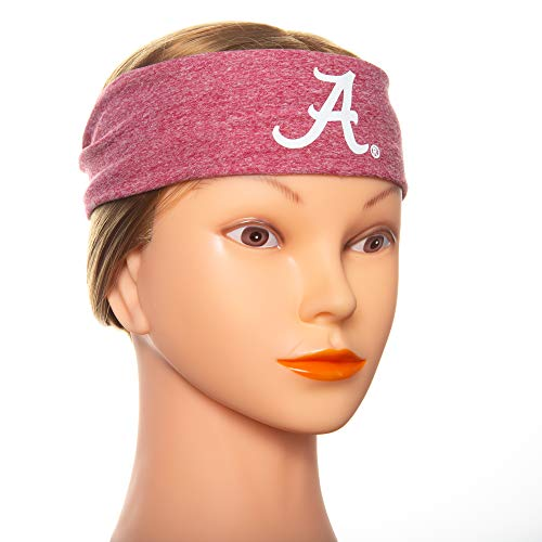 Bani Bands Headbands Alabama Crimson Tide Running Stirnband - Unisex Stirnbänder für Frauen und Stirnbänder für Männer. Rutschfester Stoff hält Schweiß bei jedem Training fern