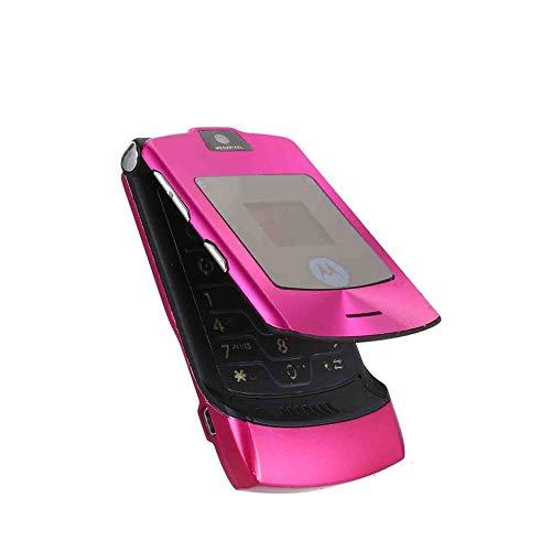 Faltbares Handy Motorola Razr V3i + Simlock-frei + Mit Folie + Topp Us Cellular Bluetooth