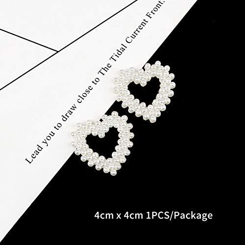 pfschmuck Haarschmuck Perlen Haarspangen Für Frauen Kid SweetStyle LegierungHandwerk Bogen Handgemachte Haarnadeln ()