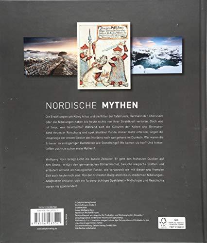 Nordische Mythen: Streitbare Götter, sagenhafte Stätten, tragische Helden: Alle Infos bei Amazon