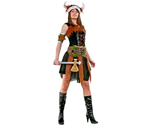 Juguetes Fantasia - Disfraz vikinga adulto