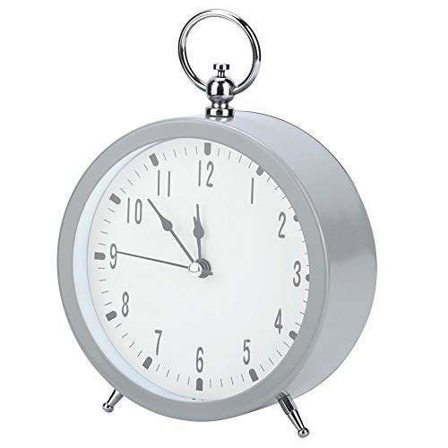 Mumusuki Reloj Despertador niños Mini Time Teller Mesa de ...