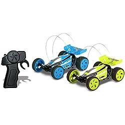 Top Race® Extreme High Speed Fernbedienung Auto, 2,4GHz,, schnellste Mini RC Ever (Farben variieren)