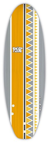 BIC Paint Mini Shortboard 2018, 5.6