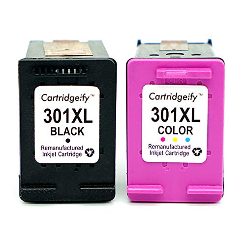 Cartridgeify 301XL Remanufacturado Cartuchos Tinta