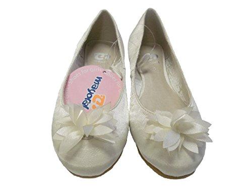 Mayoral Ballerine Chaussures à enfiler–43304 Crème
