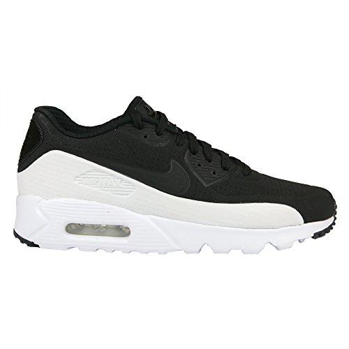 Nike Air Max 90 Ultra Moire, Chaussures de Sport Homme, Noir/Noir-