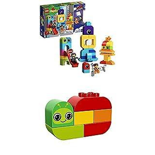 Lego Duplo The Lego Movie 2 10895 Besucher vom Lego Duplo Planeten + Schnecke (B07M8HVBJC) | Amazon Products