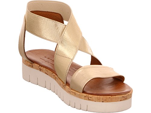 Inuovo  7925 Gold, Sandales pour femme Or