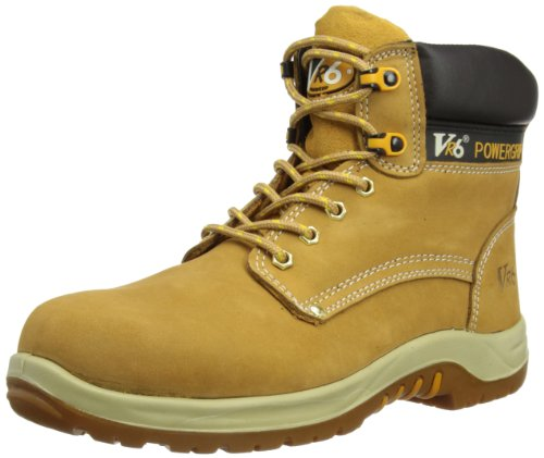 V12 Unisex-Adult Puma S1P Safety Boots VR602