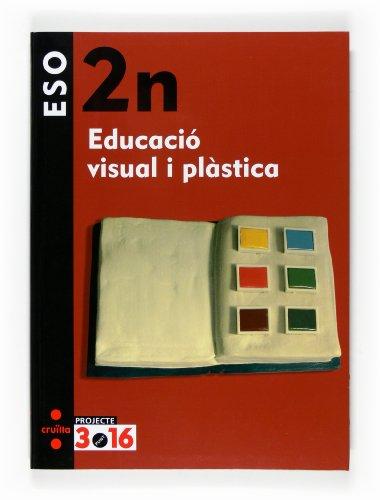 Educació visual i plàstica. 2 ESO. Projecte 3.16 - 9788466116084