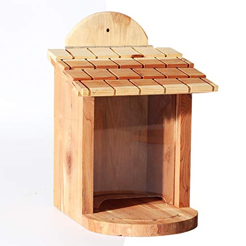 Yxsd Wild Bird Feeder Bird Feeding Station Perfekt Für Gartendekoration, Große Vogeltabelle Für Kleine & Mittlere Vögel - Wild Bird Feeding Station