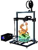 ADIMLab 3D Drucker Prusa I3 Plus 3d Printer 310X310X410 3D Druckgröße Teilweise vormontierte Heatbed mit Glas PLA
