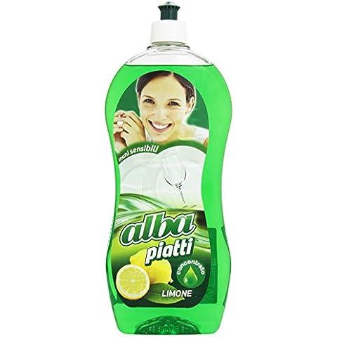 Alba - Piatti, Detergente Limone , 1.25 l