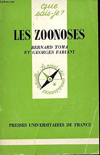 Les Zoonoses : Maladies animales transmissibles