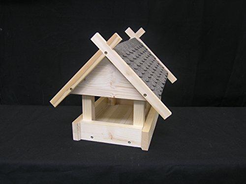 Vogelhaus Bausatz (Klein) - Grau 32.204