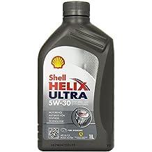 SHELL Helix Ultra E 5W30 – Botella de 1 litro.