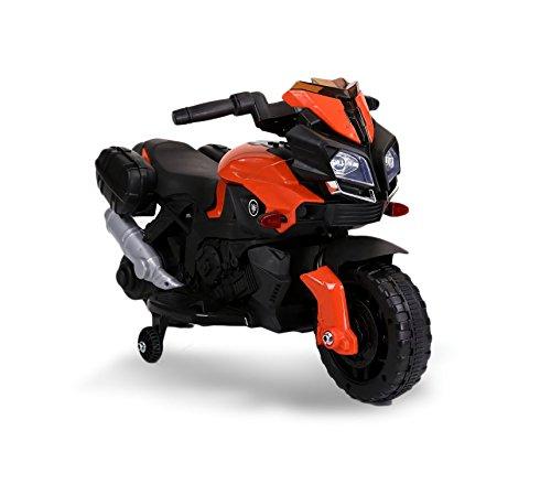 LT875 Motocicleta eléctrica para niños MOTO SPEED con luces y sonidos realistas...