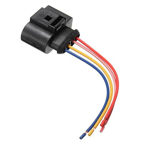 Forspero OEM Ignition Coil Connector Plug Pack Wiring Loom für Audi VW Sk0da Seat F0rd -
