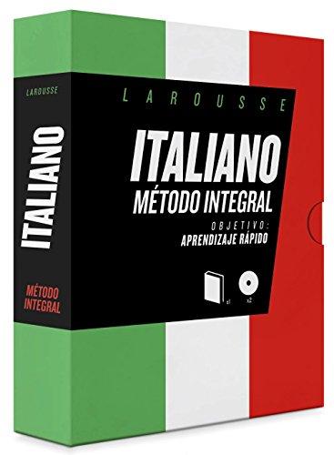Italiano. Método integral (Larousse - Métodos Integrales) por Larousse Editorial