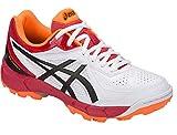 ASICS Men's White/Black Cricket Shoes-8 UK 42.5 Euro(P613Y.100-8-WHITE/BLACK)