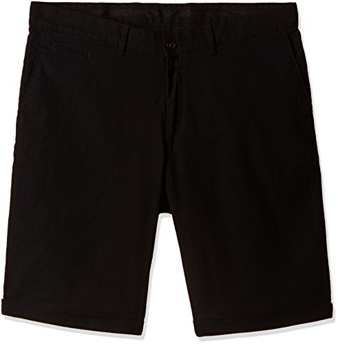 Blackberrys Men's Cotton Shorts (8907196479905_kh7s-tobgak11btk30_30_dew Beige)