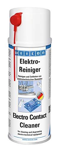Reinigungsspray (Weicon Elektro-Reiniger 400 ml 11210400)