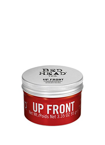 Texturizing by TIGI Bed Head Hair Care Up Front Rocking Gel Pomade 95g by HAAS3 (Tigi Bed Head-pomade)
