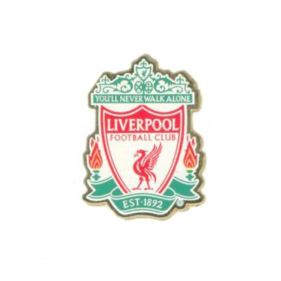 Liverpool FC Pin - Fußball Geschenke by Liverpool F.C.