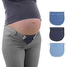 ca0fefea0 Amazon.es  banda elastica pantalones para embarazadas