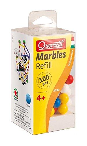 Quercetti 02530 - Gioco 100 Marbles