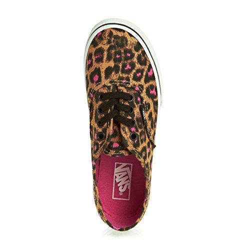 VansK AUTHENTIC LO PRO Sneaker, Unisex Bambino Marrone - marrone