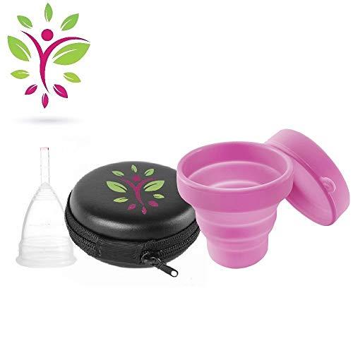 Fit Cup Copa Menstrual silicona médico