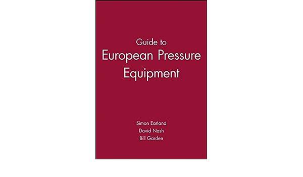 Buy guide to european pressure equipment (european guide series.