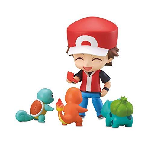 Actionfigur Rote bewegliche Figur Actionfigur (4 Zoll) ()
